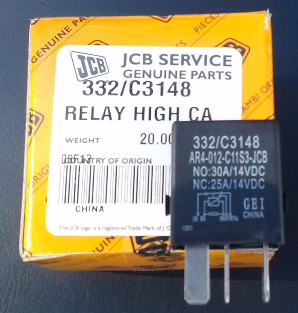 332/C3148 Przekaźnik